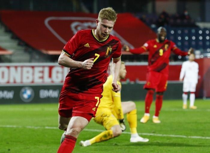 Au sein de ce groupe B, la Belgique devrait obtenir son ticket pour les 8e de finale de l'Euro 2021 !